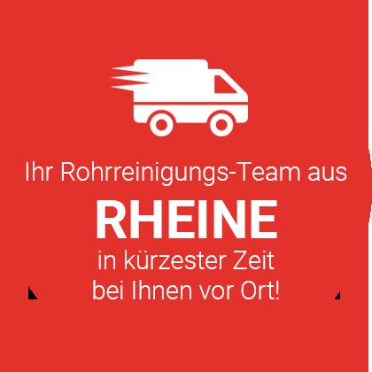 Rohrreinigung Rheine