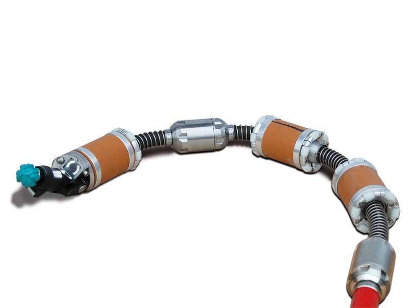 Fräsroboter