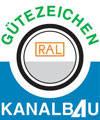 Das Gütezeichen Kanalbau von Rohrreinigungsdienst Krüsselmann